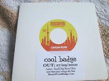 Caitlin Rose Ft. Rayland Baxter Shanghai Cigarettes Names 43Stickered CD Single