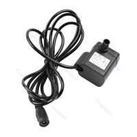 New DC 3W 5.5V- 12V Submersible Water Pump Aquarium Fish Tank Fountain Pond Pump