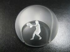 "Roman, Inc. 2.375"" Tennis Paper Weight (CRT-2022)"