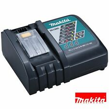 Makita DC18RC 14.4v and 18v Lithium Li-Ion Rapid Battery Charger 240v
