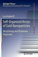 Self-Organized Arrays of Gold Nanoparticles : Morphology and Plasmonic...