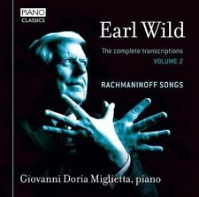 Earl Wild: The Complete Transcriptions 2 - Earl / Miglietta,Gio (2016, CD NIEUW)