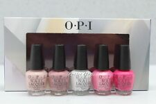 OPI Nail Lacquer Mini 5 Colors ALL STARS (Pack I) * Starlight 2015 Collection