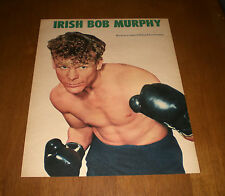1951 IRISH BOB MURPHY - EDWARD LEE CONARTY COLOR PRINT