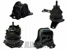 1998-2002 Honda Accord 2.3L Engine Motor & Transmission Mount Kit (Auto Trans)
