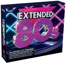 Extended 80s (2014, CD NEUF)3 DISC SET