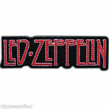 Led Zeppelin Sew Embroidered Iron On Patch Jacket Vest T Shirt Cap Hat #M0038