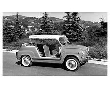 1962 Fiat 600 Jolly Ghia Factory Photo m1405-SMZ78U