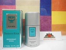 TWENTY FOUR MCM Men's Deodorant Stick 2.5 OZ NEW IN BOX