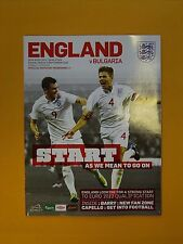 UEFA European Championship Qualifier - England v Bulgaria - 3rd September 2010