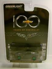 2012 '12 CHEVY CHEVROLET CENTENNIAL CORVETTE ANNIVERSARY GREEN MACHINE CHASE CAR