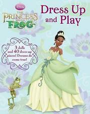 Disney Doll Dressing:  Princess and the Frog by Parragon Book Service Ltd (Pa...
