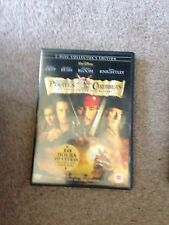 Pirates Of The Caribbean Dvd Johnny Depp Orlando Bloom