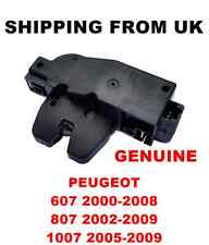 OE TAILGATE CENTRAL LOCKING ACTUATOR DOOR LOCK LATCH PEUGEOT 607 807 1007