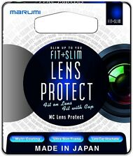Marumi Fit Plus Slim 55mm MC Lens Protect Filter,In London