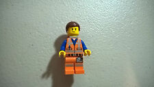 Lego The LEGO Movie, Emmet Minifigure from 70801 - New