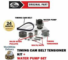 FOR VW GOLF + PLUS 2.0 TDI 110BH 2008  TIMING CAM BELT TENSIONER KIT+ WATER PUMP