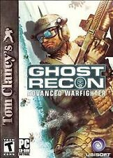 Tom Clancy's Ghost Recon: Advanced Warfighter (PC, 2006)