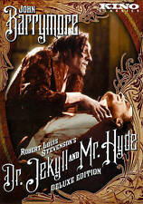 Dr. Jekyll and Mr. Hyde Deluxe edition[Region 1]  New DVD