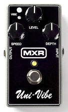 USED DUNLOP MXR M68 UNI-VIBE CHORUS PEDAL w/  FREE CABLE FREE SHIPPING