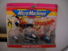 MICRO MACHINES AMAZING SPIDER-MAN COLLECTION 2