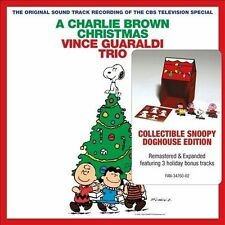 Charlie Brown Christmas [Snoopy Doghouse Edition], New Music