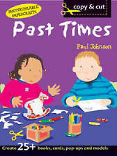Past Times (Copy and Cut), Johnson, Paul, New Book