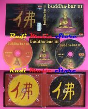 CD Buddha-Bar III by RAVIN Compilation 2 CD CARD BOX no mc vhs dvd(C38)
