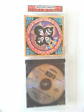 Kiss ROCK AND ROLL OVER cd 1976 NEW LONGBOX(long box)Ace Frehley.Peter Criss &