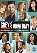 Grey's Anatomy - Series 9 - Complete (DVD, 2013, 6-Disc Set)