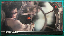 "Star Wars Topps 1996 3Di Widevision Card #45 ""Got Him! I Got Him!"""