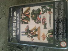 Warhammer 40K dark angels mises à niveau pack-new & sealed