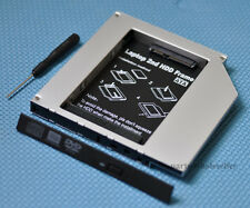Nuevo Pata IDE a SATA 12.7mm 12.7 mm Universal 2nd HD HDD Caddy De Disco Duro