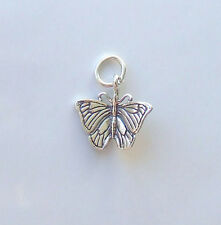 LOVELY BUTTERFLY CHARMS CHARM 925 STERLING SILVER