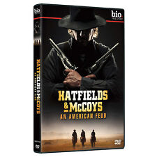 Hatfields & McCoys: An American Feud DVD History Biography Documentary Civil War