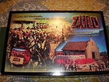 CONTE LIMITED EDITION ZULU LAST REDOUBT PLAYSET.