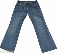 Edc by Esprit Jeans  Craft  Gr. 27/30  Bootcut  Vintage  Used look