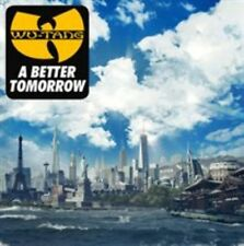 A Better Tomorrow [PA] by Wu-Tang Clan (CD, Dec-2014, Warner Bros.) NEW