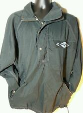 Billabong Vintage 3/4 zip Jacket Windbreaker Mens Large Mundaka Made in Canada