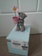 Me to You Spring Has Sprung Figurine BOXED Flower Tatty Teddy