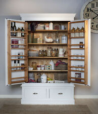 Bespoke Larder Cupboard - Bennington Style - Made To Order In The Midlands Uk