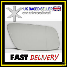 Right Driver Wing Car Mirror Glass Blind Spot AUDI A3 A4 A6 A8 99-03