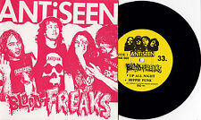 "Antiseen -Blood Of Freaks 7"" GG Allin Murder Junkies Hellstomper Hammerlock Zeke"