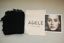 ADELE VIP ACCESS BAG 2016 TOUR Blanket, Photo, and Backpack