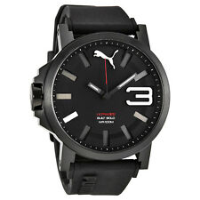 Puma Ultrasize Black Dial Mens Watch PU103911005U