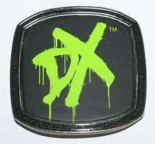 WWE World Wrestling Entertainment DEGENERATION X DX Unisex BELT BUCKLE 3-5/8""