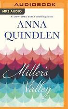 Miller's Valley by Anna Quindlen (2016, MP3 CD, Unabridged)