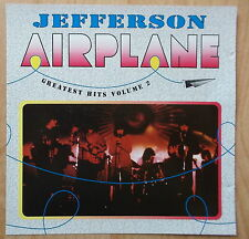 JEFFERSON AIRPLANE CD: GREATEST HITS VOLUME 2 (DUCHESSE CD 352120)