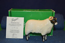 Lovely John Beswick Swaledale Ewe 2005 No 39 of 1000 With Free Box USC RD5647