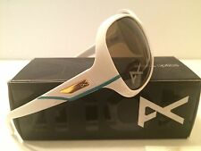 New Anon  Paparazzi Sunglasses White - Blue - Brown MADE IN ITALY